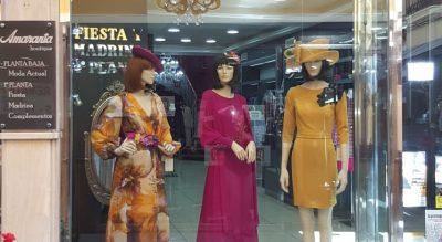 Exterior de Amaranta Boutique