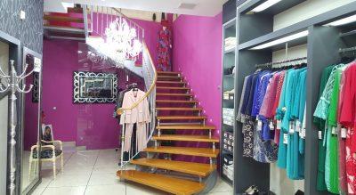 Interior de Amaranta Boutique