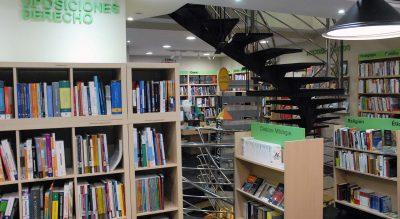 Interior Librería Bibabuk