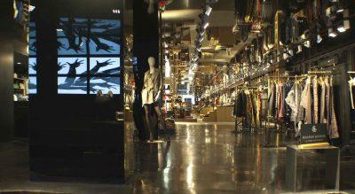 Interior de DeWe