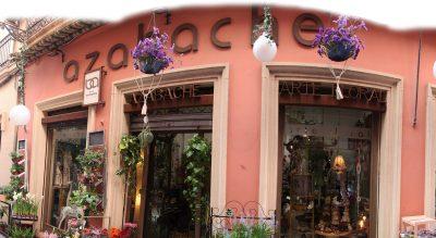 Fachada de Floristería Azabache