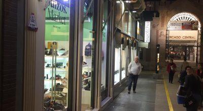 Exterior de Plaza Suizos Market
