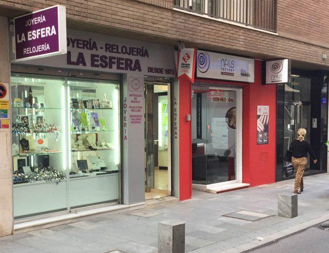 786dfb25bf23 Joyería y Relojería La Esfera – Almería Centro